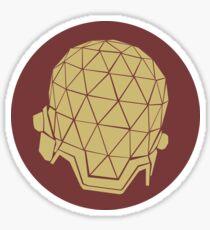 Prey - Talos I Helmet Sticker