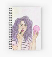 makeup Spiral Notebook