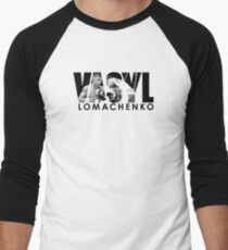 Vasyl Lomachenko Men's Baseball ¾ T-Shirt