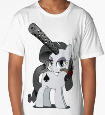 Gunner Pony  Long T-Shirt