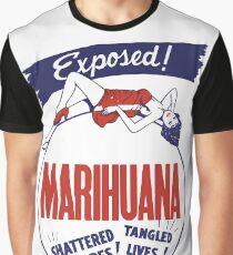 Marihuana Graphic T-Shirt