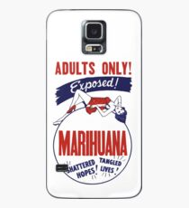 Marihuana Case/Skin for Samsung Galaxy