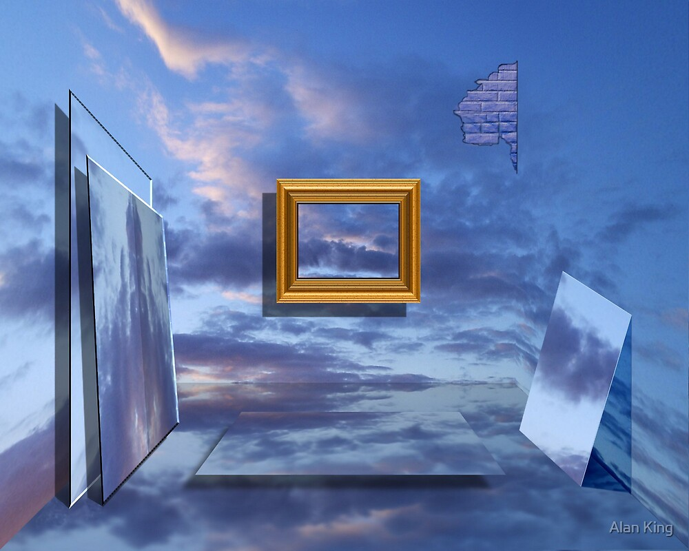 Room Of Illusions by Alan King