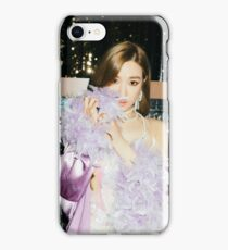 tiffany - holiday night GG iPhone Case/Skin