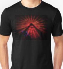 Ferris Wheel Bokeh T-Shirt