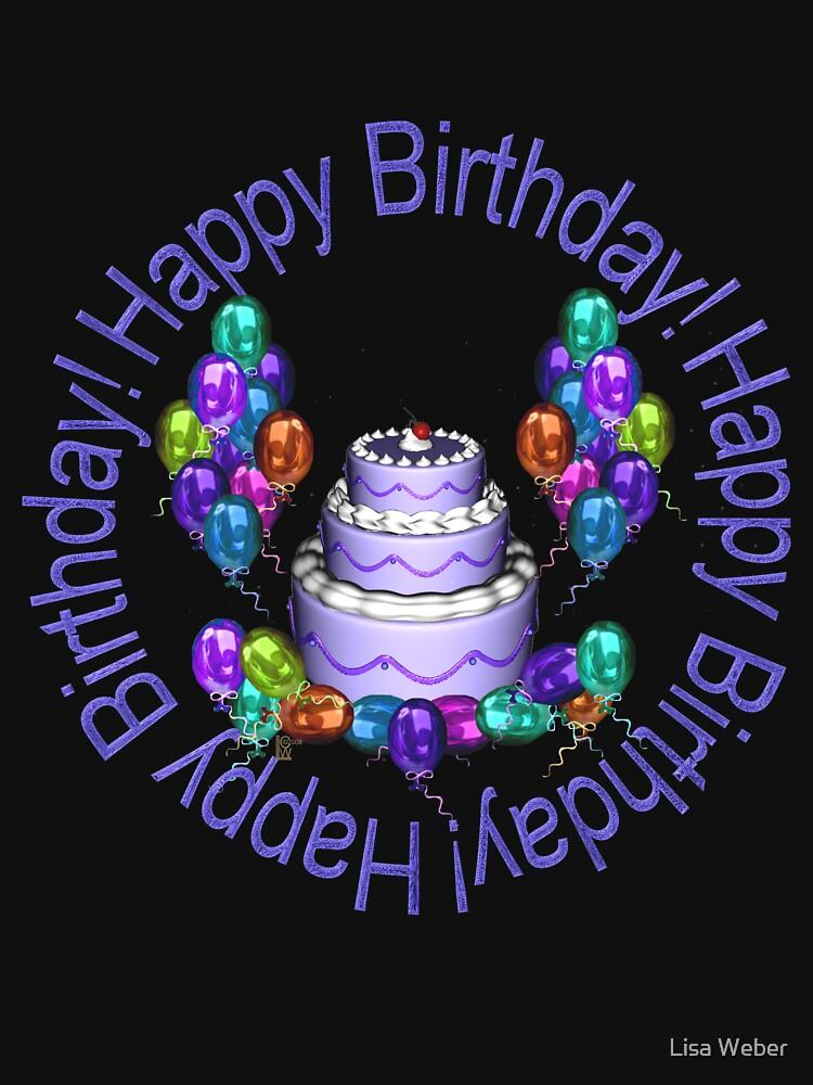 Happy Birthday by ArtisticByNature