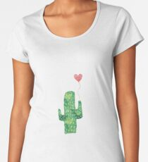 Lonely Cactus Women's Premium T-Shirt