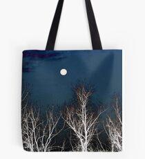 The Moon--Tarot Major Arcana Tote Bag