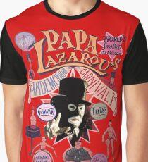 The League of Gentlemen Pandemonium Carnival! Graphic T-Shirt
