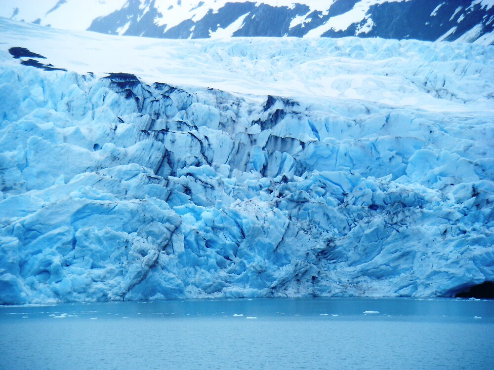 Portage Glacier by bangogirl