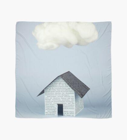 Eine Wolke über dem Haus Tuch