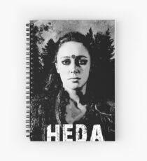 HEDA Spiral Notebook