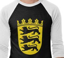 Baden-Württemberg Men's Baseball ¾ T-Shirt