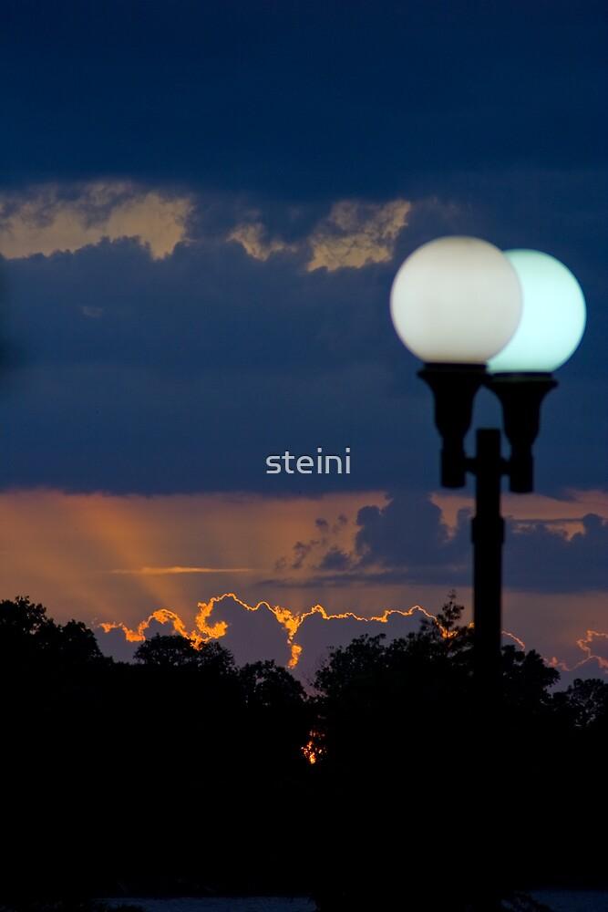 Light on Light by steini