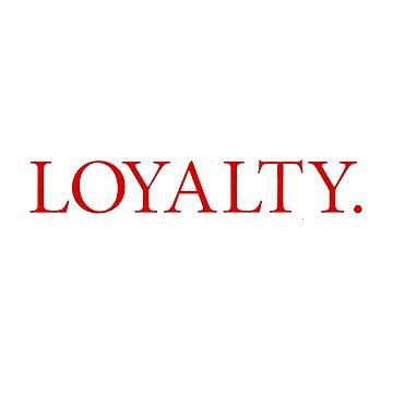 LOYALTY. // Kendrick Lamar  by Mirsagl