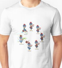 Rooster's Weekly Mood T-Shirt