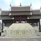 Elephant Temple by COLINxT