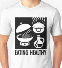 Eating Healthy T-Shirt