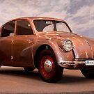 Tatra T97 (1938) by MarekM