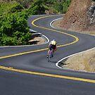 Bicyclist by Radek Hofman