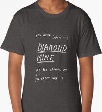Born in a Diamond Mine Long T-Shirt