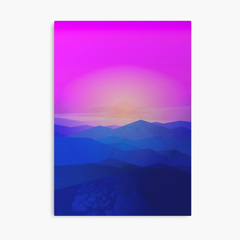 Australia mountains Canvas Print