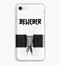 Belieber - Corset Belt Design iPhone Case/Skin