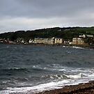Wild Autumnal Weather, Largs by biddumy