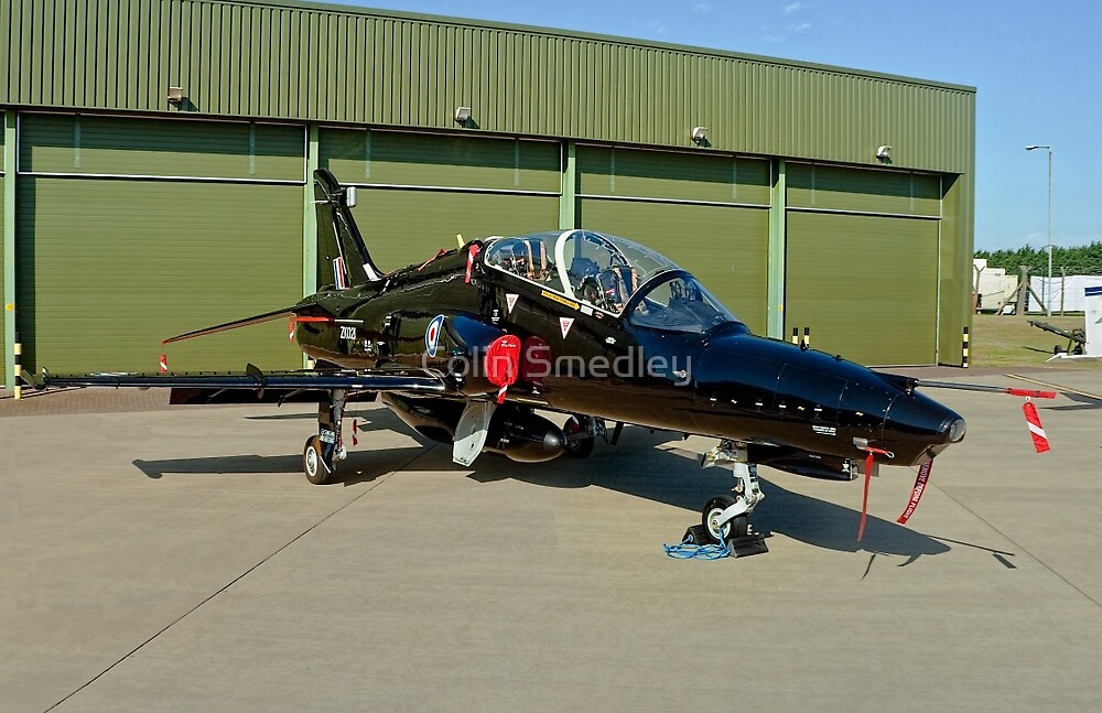 BAe Systems Hawk T.2 ZK021 by Colin Smedley