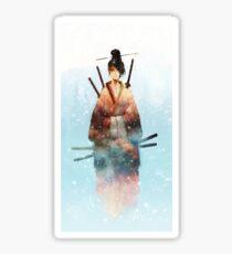 Fubuki no Onna-Bugeisha Sticker