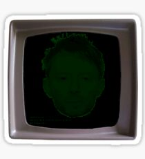 Radiohead Street Spirit Thom Yorke Terminal Sticker