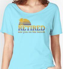 Beach Women's Relaxed Fit T-Shirt