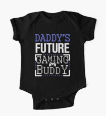 Daddy's Future Gaming Buddy Kids Clothes