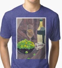 The Wine Chalet Tri-blend T-Shirt