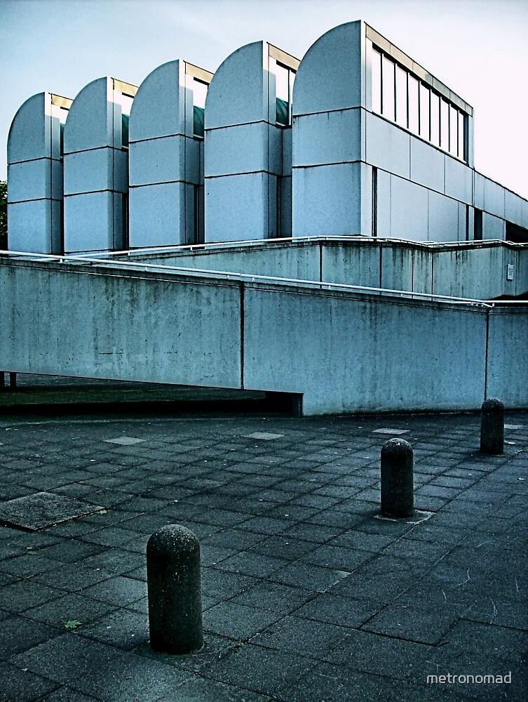 Bauhaus Archiv I by metronomad