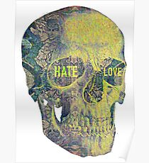 Hate and Love Poster