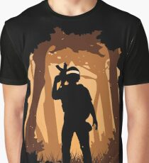 Unknown in the woods Graphic T-Shirt