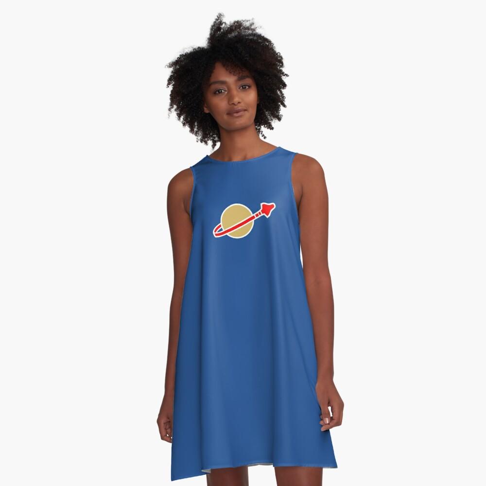 LEGO Classic Space A-Linien Kleid