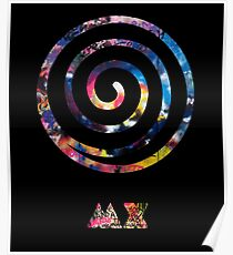 Coldplay MX Poster