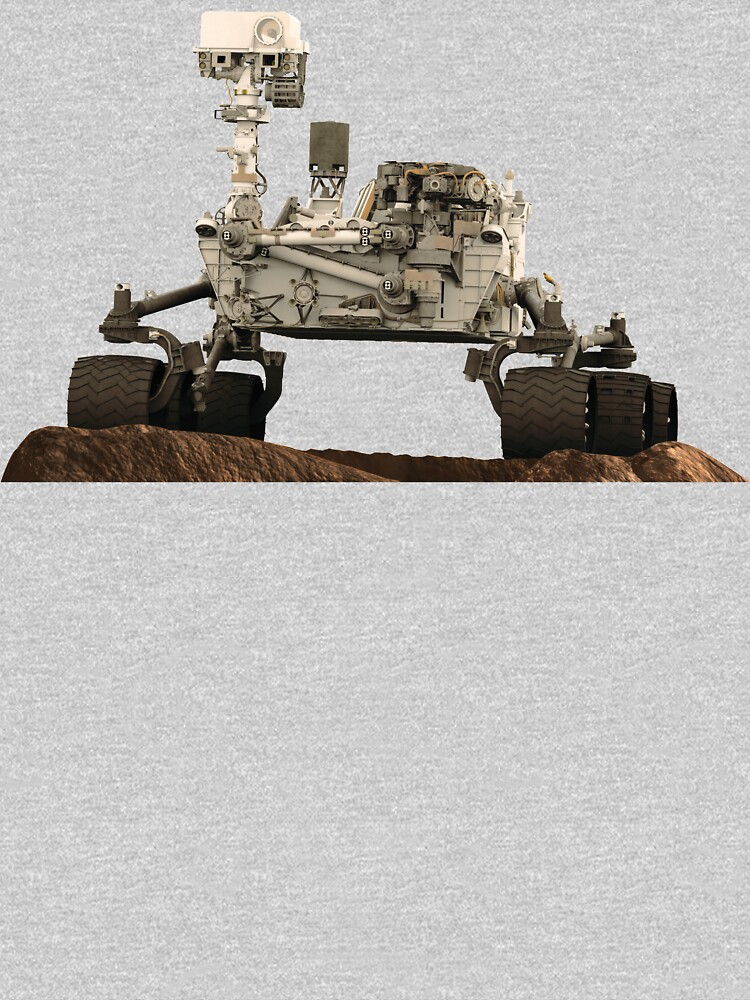 NASA Mars Curiosity Rover by the-elements