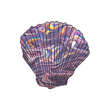 Concha holográfica de effydev
