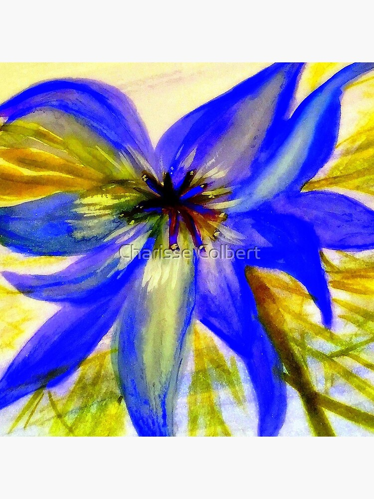 Love in a Mist by charissecolbert