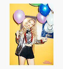 hyoyeon Photographic Print