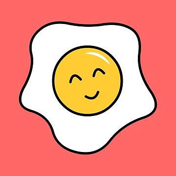 Happy Eggy by cartoonbeing