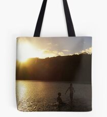 Gonubie River, East London, South Africa Tote Bag