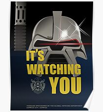 Watching You Poster