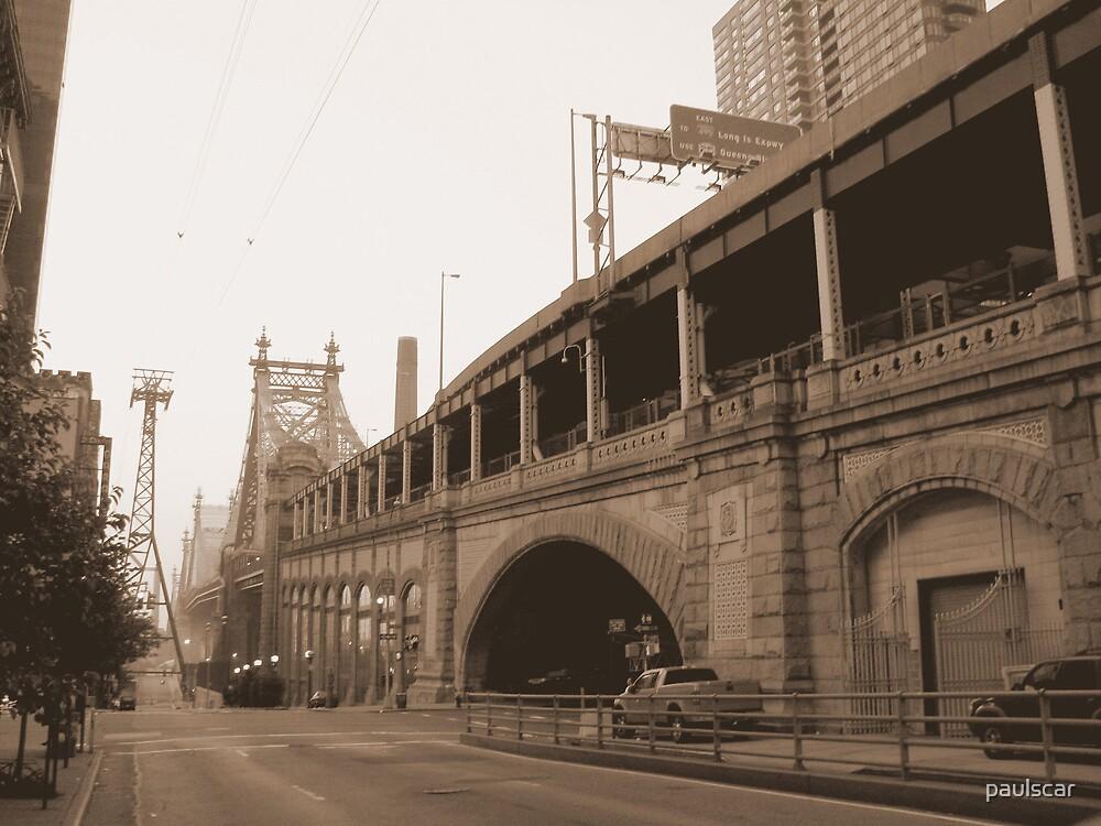 Queensboro Bridge by paulscar