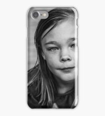 eye gazing iPhone Case/Skin