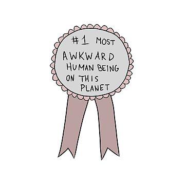 Awkward Human Award de effydev