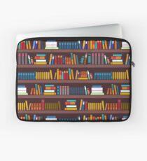 Book pattern Laptop Sleeve